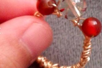 Handcrafted Intermediate Jewelry Making: Rings