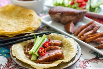 Mini Chinese Crepes: 3 Ways