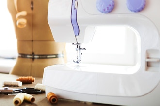 Virtual Sewing Machine Basics Workshop