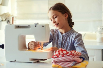 Virtual Sewing Camp: Level 2 (Ages 7-10)