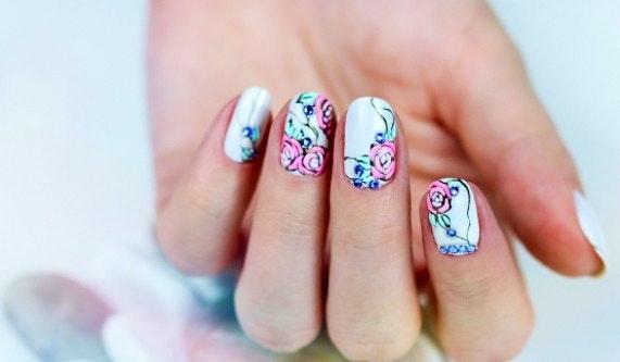 Nail art new york