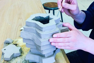 Clay 101: Hand Building Basics