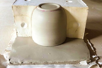 Plaster Slip Casting (Two Part Molds)