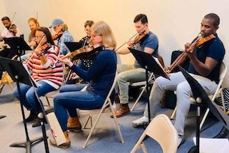 Group Violin: Beginner