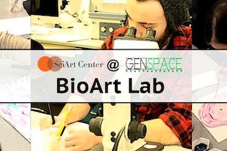 SciArt Center at Genspace: BioArt Workshop