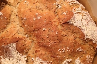 Spent Grain Bread Making