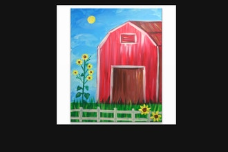 "Paint & Sip - ""Country Living"" (Ages 13+)"