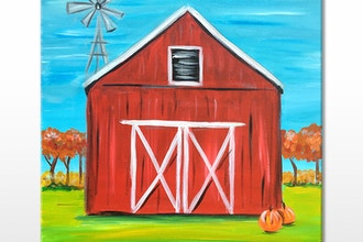 "Paint & Sip - ""Pumpkin Harvest"""