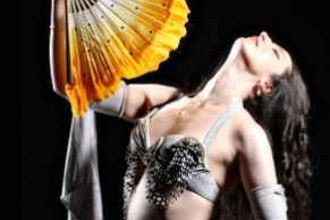 Basic Bellydance with Props