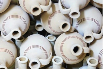 Sculptural Ceramics: The Whole, The Part