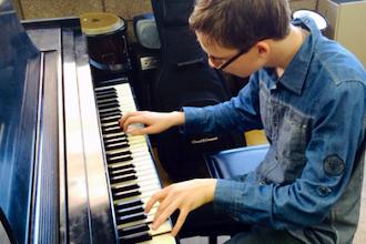 Learn/Piano