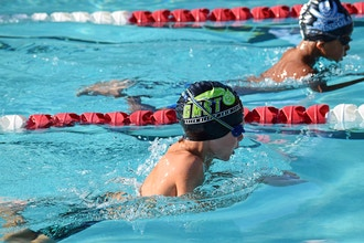 Children's Swim: Level 5 Youth Classes (Ages 7-10)