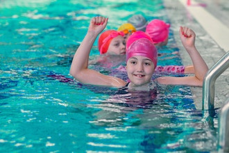 Children's Swim: Level 6/Kids Swim Workout (Age 8+)