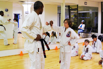 Youth Karate by Impact Dojo