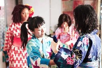SHODEN: Master Basic Kimono Dressing Course