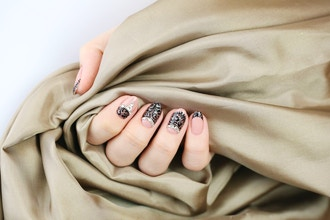 Perfect Gel Manicure with Gel Designs