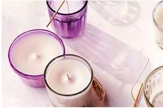 Organic Candle Making
