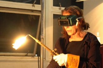 Introduction to Oxy-Acetylene Gas Welding / with a mask
