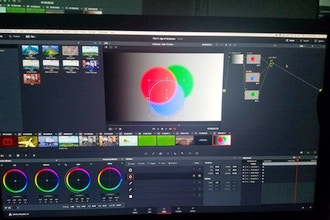 Intro to DaVinci Resolve & Certification