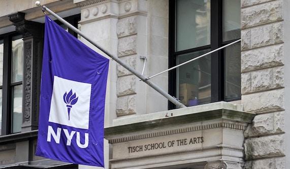 Nyu Tisch School Of The Arts Professional Schools New York Coursehorse