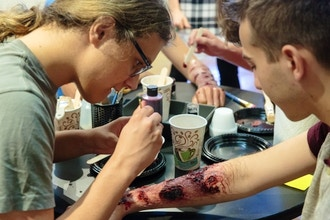 Blood and Gore 101: Special Effects Make-Up