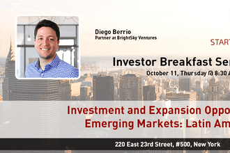 Investor Breakfast Series: Investment & Expansion