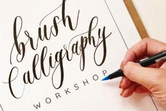 Modern Calligraphy: Brush Lettering