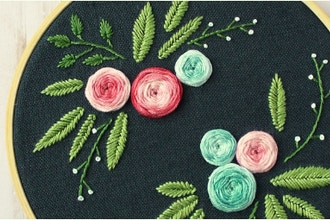 Modern Embroidery Art