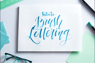 Modern Calligraphy - Brush Lettering