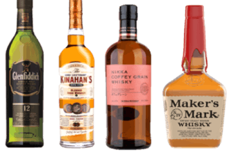 Whiskey Worldwide Guided Tour: Interactive Tasting