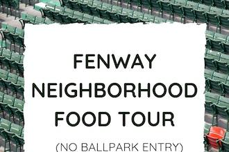 Fenway Neighborhood Food Tour