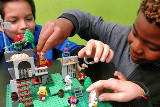 Lego Role Playing Game Summer Camp