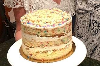 Funfetti Cake Bake & Take