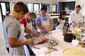 Kids Winter Baking Workshop