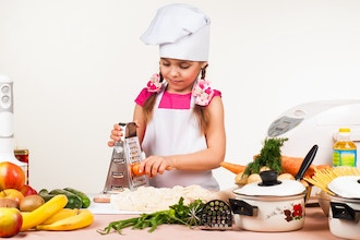 Jr Chef Academy - Kids Cook!