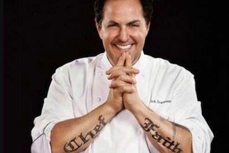 Summer In Paris with Chef Rick Tramonto