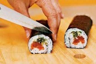 Family Class: Sushi