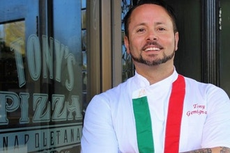 Tony Gemignani 1-Day Pizza Course
