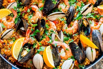Date Night: Paella Party