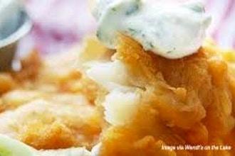 Monday Night Dinner: Friday Fish Fry