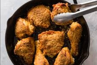Monday Night Dinner: Fried Chicken