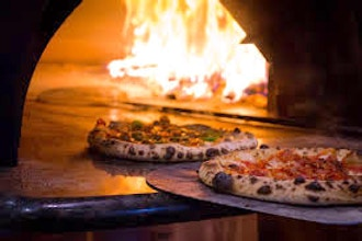 Wood Fired Neapolitan Family Pizza