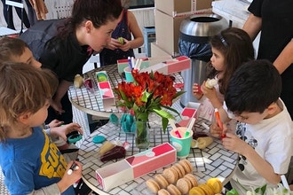 Kids Macaron Workshop (Ages 4-10)