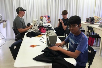 Teen Fashion Studio Kids Sewing Classes Los Angeles Coursehorse The Little Sewing Room