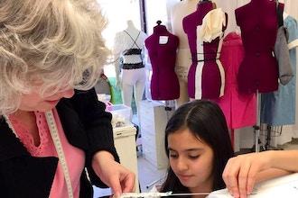 Kids Creative Sewing Lab