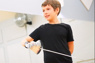 Children's Theatrical Fencing (4, 8, or 16 Weeks)