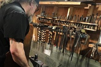 Advanced Blacksmithing