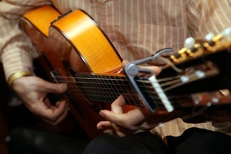 Flamenco / Spanish Guitar Private Lessons