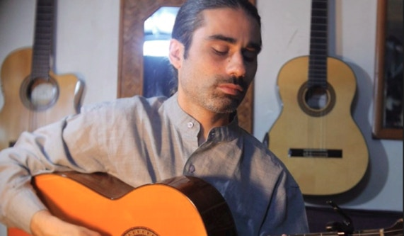 Diego Campo's Guitar Lessons