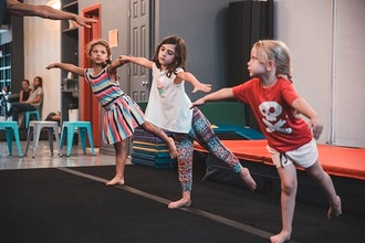 Kids' Gymnastic Arts (Ages 5-7)